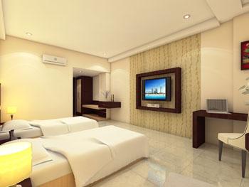 Deluxe Room Grand Inn